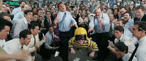 25/05/2014 : MARTIN SCORSESE - The Wolf Of Wall Street