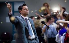 25/05/2014 : MARTIN SCORSESE - The Wolf Of Wall Street