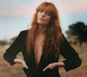FLORENCE AND THE MACHINE What Kind Of Man