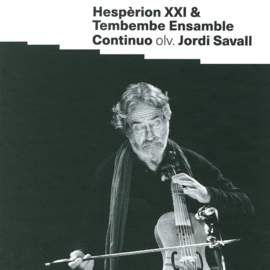 FOLIAS ANTIGUAS & CRIOLLAS (FROM THE OLD TO THE NEW WORLD) Hesperion XXI & Tembembe Ensamble Continuo o.l.v. Jordi Savall (Antwerpen, deSingel, 20/4/2016)