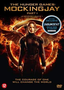 FRANCIS LAWRENCE The Hunger Games: Mockingjay - Part 1