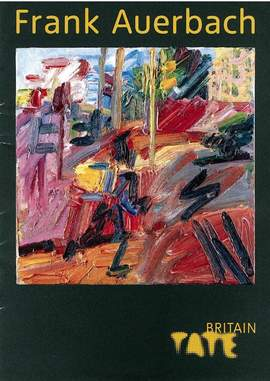 29/11/2015 : FRANK AUERBACH - London, Tate Britain (Until/tot 13/3/2016)