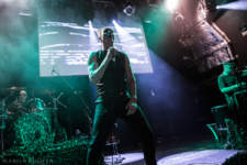 27/09/2017 : FRONT LINE ASSEMBLY - Front Line Assembly @ O2 Academy Islington, London, 24/8/2017
