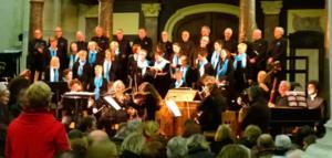 10/03/2015 : G.F. HAENDEL - Messiah (Muzikaal Ensemble Alegría, Antwerpen, Sint-Andrieskerk, 7/03/2015)