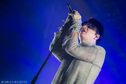 GARY NUMAN Gary Numan's 'Savage' 2017 Tour: Brighton performance at Brighton Dome, UK