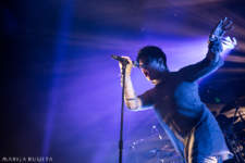 24/10/2017 : GARY NUMAN - Gary Numan's 'Savage' 2017 Tour: Brighton performance at Brighton Dome, UK