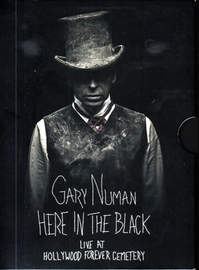 GARY NUMAN Here In The Black (Live at Hollywood Forever Cemetery)