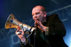 16/10/2012 : GAVIN FRIDAY - When you make music, you have to do it as passionate, as vulnerable, as ardent and as in love as when you made your first single or album. Otherwise it's bullshit...