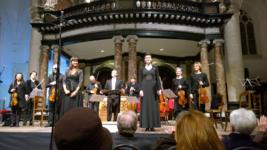 01/04/2015 : G.B. PERGOLESI/J.S. BACH - Stabat Mater/Ich Habe Genug BWV 82 (Antwerpen, Sint-Pauluskerk, 31/3/2015)