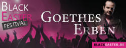 GOETHES ERBEN - In a Goethes Erben concert, it is important as a spectator to be emotionally involved