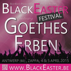 11/02/2015 : GOETHES ERBEN - In a Goethes Erben concert, it is important as a spectator to be emotionally involved