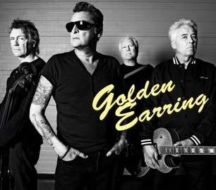 GOLDEN EARRING Five Zero (Antwerpen, De Roma, 09/12/2015)