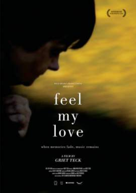 15/04/2015 : GRIET TECK - Feel My Love