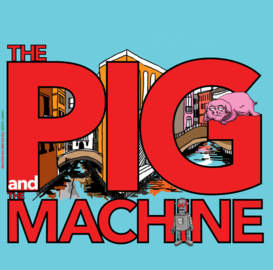 HARRY CLOUD The Pig And The Machine