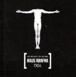 28/08/2011 : HAUS ARAFNA - You say 'Pop' - we say 'Angst Pop'.