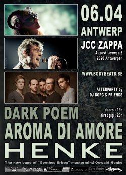 07/01/2013 : HENKE - ''the younger siblings of Goethes Erben''