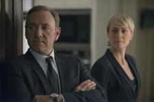 25/08/2014 :  - HOUSE OF CARDS SEASON 2