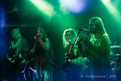 04/09/2014 : HULDRE - We are looking forward to return to great festivals like Trolls et Légendes!