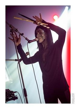 24/11/2015 : IAMX - After my dark period it was easy to write lyrics for my songs. In that way it was a blessing.