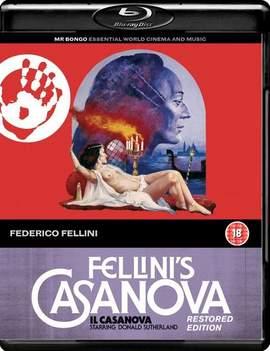 FEDERICO FELLINI Il Casanova