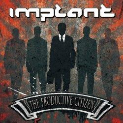 13/05/2013 : IMPLANT - Run, run, run... Non-stop scrambling on the hamster wheel to become the perfect productive citizen!