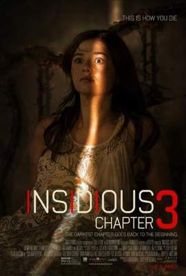 LEIGH WHANNELL Insidious: Chapter 3