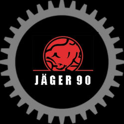 31/08/2013 : JäGER 90 - We will clean our boots and it is sweat.