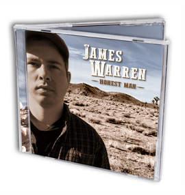 JAMES WARREN Honest Man (EP)