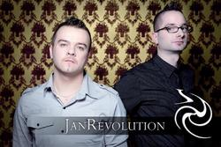 20/08/2015 : JANREVOLUTION - We don't make the world better, but we're happy to see you smile.