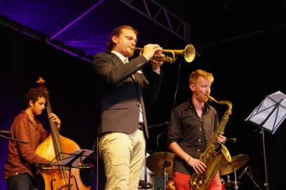 JazzContest, Hof van Busleyden, Mechelen (26/08/2016)