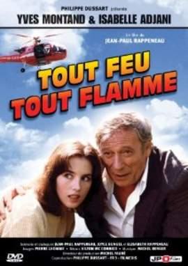 27/08/2015 : JEAN-PAUL RAPPENEAU - Tout Feu, Tout Flamme