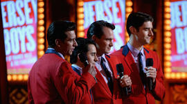 27/10/2014 : CLINT EASTWOOD - Jersey Boys