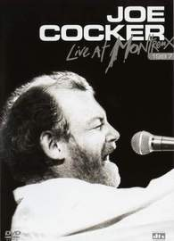 THIERRY ANSALLEM Joe Cocker Live at Montreux 1987
