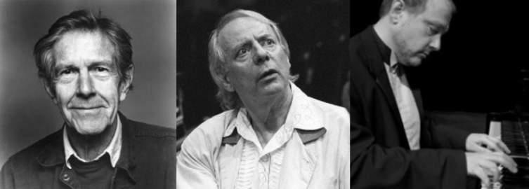 MARC-ANDRE HAMELIN John Cage/Karlheinz Stockhausen (Antwerpen, deSingel, 10/12/2015)