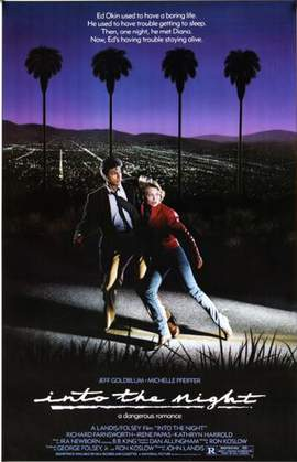 JOHN LANDIS Into the Night