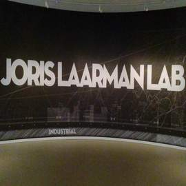 JORIS LAARMAN Joris Laarman Lab (Groningen, Groninger Museum, until/tot 10/04/2016)