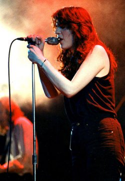 21/04/2011 : JULIANNE REGAN - I don't feel like I deserve the title of  'Goth Icon' really; when I hear that I think of people like Siouxsie, Nick Cave, and Peter Murphy, not me.