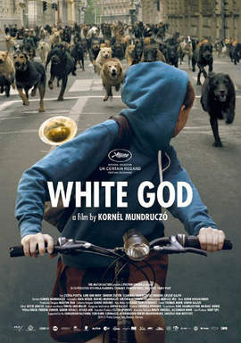 17/05/2015 : KORNEL MUNDRUCZO - White God