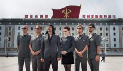08/04/2019 : LAIBACH - 'In reality, nobody really wants to solve a Korean problem.'