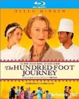 LASSE HALLSTROM The Hundred-Foot Journey