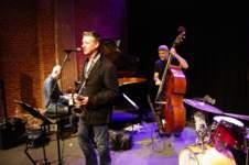 11/12/2016 : LAURENT DOUMONT QUARTET - Mechelen, Jazzzolder (23/09/2016)