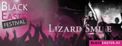 LIZARD SMILE - Goth music has never been extremely popular in our parts - and certainly not in Antwerp