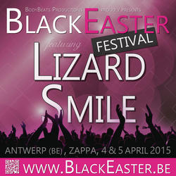 03/03/2015 : LIZARD SMILE - Goth music has never been extremely popular in our parts - and certainly not in Antwerp