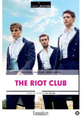 LONE SCHERFIG THe Riot Club