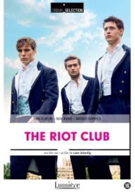 19/05/2015 : LONE SCHERFIG - THe Riot Club