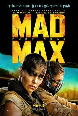 GEORGE MILLER MAD MAX: FURY ROAD