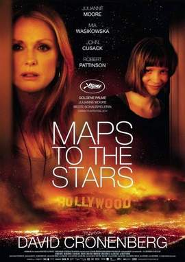18/08/2015 : DAVID CRONENBERG - Maps To The Stars
