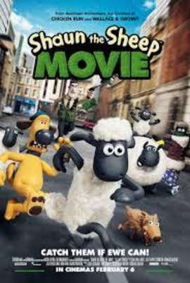 MARK BURTON & RICHARD STARZAK Shaun The Sheep, The Movie
