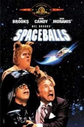 MEL BROOKS Spaceballs