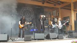 04/09/2015 : MERCIFUL NUNS- AEON SABLE - Benelux Lodge @ Satzvey Gothic Castle Festival 29-08-2015